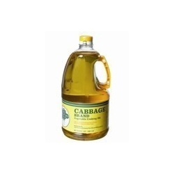 Cabbage Vegetable Oil 2kg