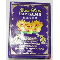 Camphors Smokeless 180g Sudam 1box
