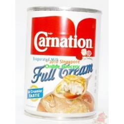 Carnation Full Cream Milk 405g