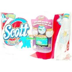 Scott Towels 6 rolls