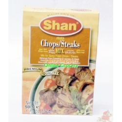 Shan Meat Vegetable Curry Mix 100gm