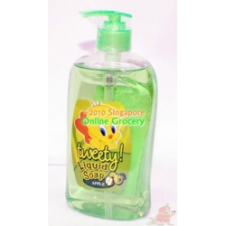 Tweety Liquid Soap Orange