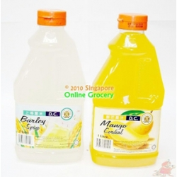 Dc Lime Cordial 1l