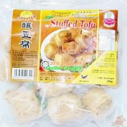 Frozen Stuffed Tofu