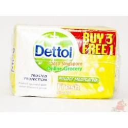 Dettol 4in1 Multi Action Cleaner lavender 2.5l