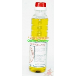 M P Lingam Gingelly Oil 635ml
