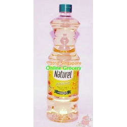 Natural Sunflower Oil 1l