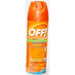 Off Active Insect Repellent 170gm
