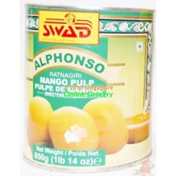 SWAD Alphonso Mango Pulp 850gm