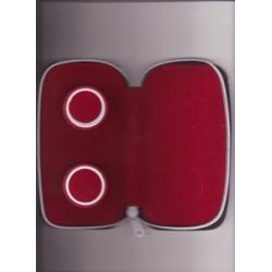 Beige Designed Jewel Box