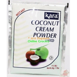 Kara Coconut Cream Milk 200ml 1pkt