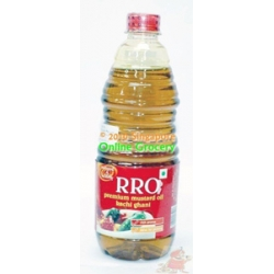 Mustard Oil Rro Brand 1l