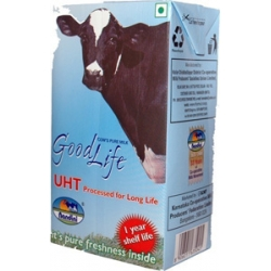 Nandini Goodlife Milk 1l