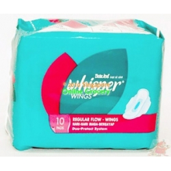 Whipser Ula Regular Flow 20 Pads