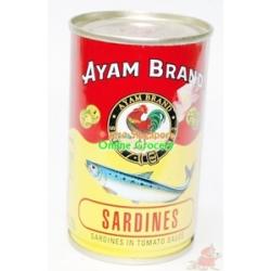 Ayam Brand Sardine 215gm