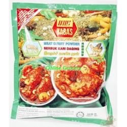 Babas Ragi Flour 500gm
