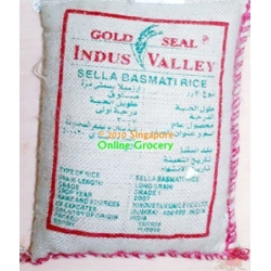 Indus Valley Gold Rice (parboiled 5kg)
