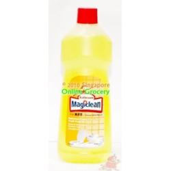 Bathroom Magiclean Sprayer Green 500ml