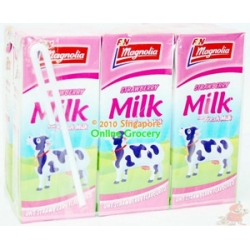 Magnolia strawberry milk (6 packets)