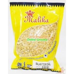 Malika Malawi Toor Dhall 500gm