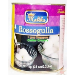 Malika White Urid Whole 1kg