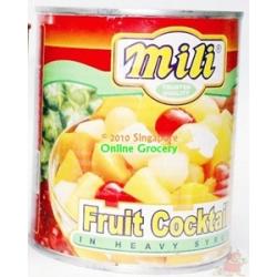 Mili Fruit Cocktail 825 gm
