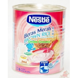 Nestle Baby Cereal Brown Rice 275gm