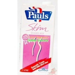 Paul's Skimmed Milk  1 L